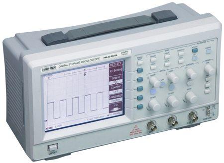 Digital storage oscilloscope by Kusam Electrical Industries