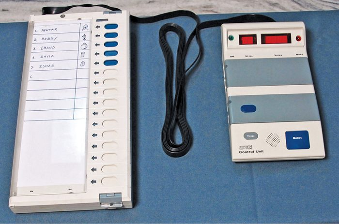Fig. 1: Typical EVM