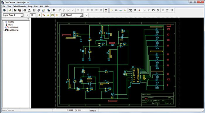 Create Professional PCB designs with ZenitPCB Suite ...