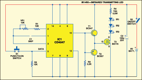 Excellent Long Range Ir Transmitter Detailed Circuit Diagram Available Wiring 101 Ferenstreekradiomeanderfmnl