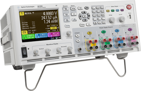 Agilent N6705B DC power analyser