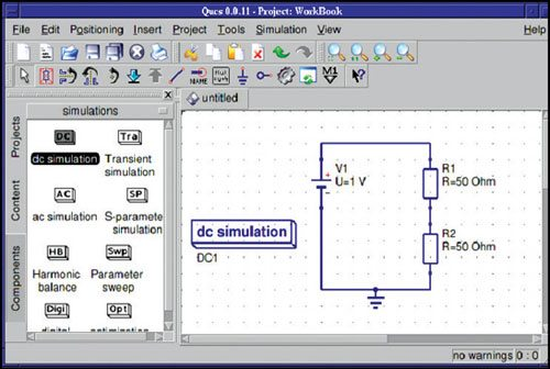 Simulate Your Circuits Using Qucs | Page 2 of 3 | Electronics For You