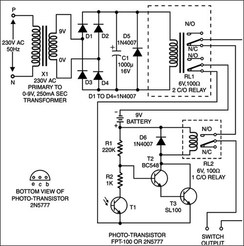 What is a Phototransistor tutorial & primer