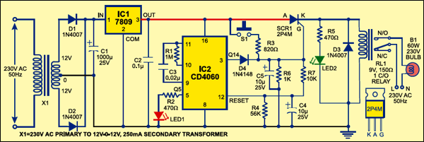 Super Time Delay Circuit Detailed Circuit Diagram Available Wiring Cloud Peadfoxcilixyz