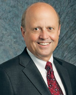 Walden C. Rhines, chairman and CEO of Mentor Graphics
