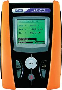 I-V 400 multimeter