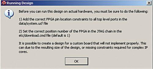 Fig. 10: Custom board configuration