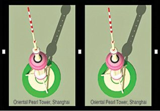 Fig. 2: A set of stereoscopic images