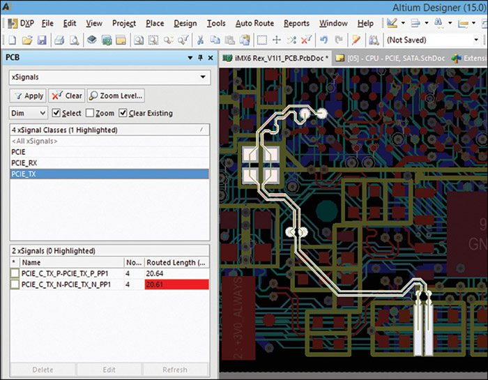 Electronic Design Automation Using Altium Designer 15