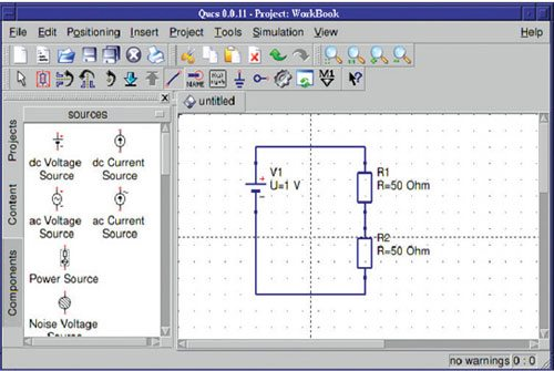 Simulate Your Circuits Using Qucs | Page 2 of 3
