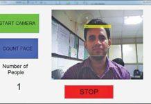 Face Counter Using MATLAB