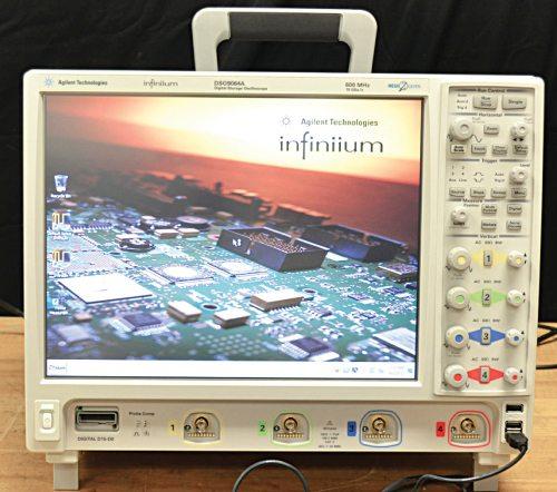 DSA90254A Infiniium high-performance oscilloscope