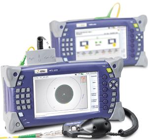 JDSU's MTS4000 FibreComplete optical test solution
