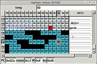 Simulate Your PIC Microcontroller Using gpsim | Electronics