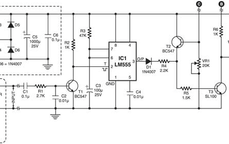 Automatic Water Pump Motor Controller | Full Circuit Available
