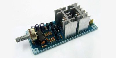 Speed Control of DC Motor Using Pulse-Width Modulation (PWM)