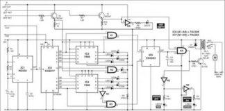 intelligent level controller circuit