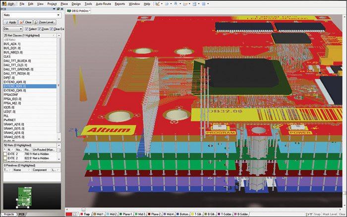 Altium Designer   Electronics For You