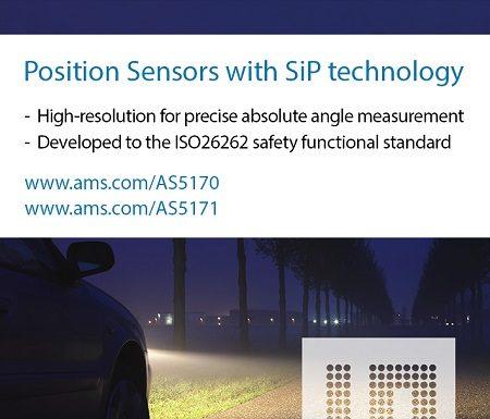AMS sensor