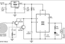 Auto Reset Proximity Detector