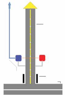 Fig. 2: Installation plan