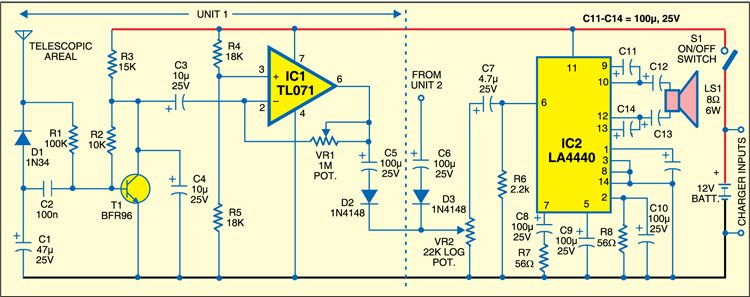Mobile sniffer find your phone circuit diagram with full explanation mobile sniffer circuit ccuart Images