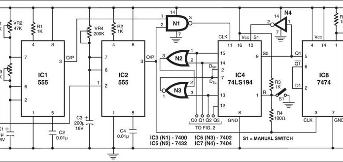 digital electronics projects Archives | Page 33 of 81 | Electronics