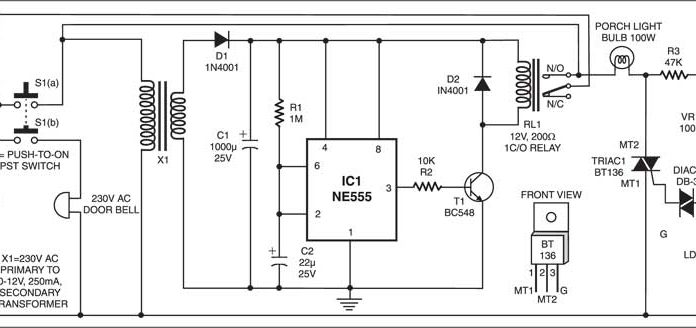 digital electronics projects Archives | Page 81 of 81 | Electronics