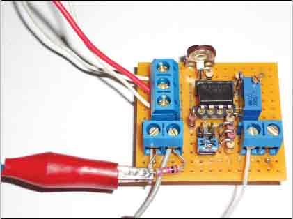 Fig. 2: Author's prototype