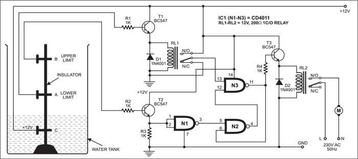 Fig. 1: Controller circuit