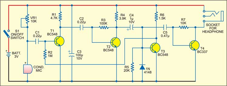 Can someone explain how the following circuit works? : AskElectronics