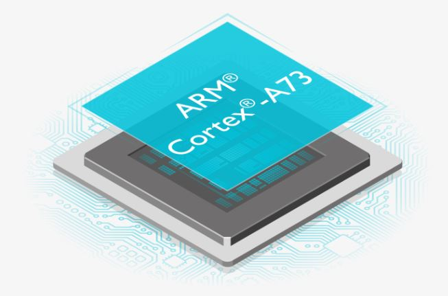 Smallest Mobile Processor For VR And Graphic Intensive Applications