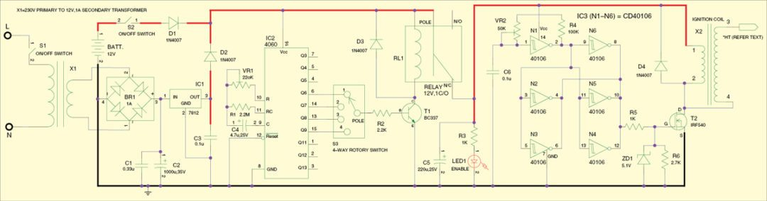 Circuit diagram ozone generator love wiring diagram ideas the effective ozone generator automotive circuit asfbconference2016 Choice Image