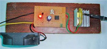 Fig. 1: Author's prototype