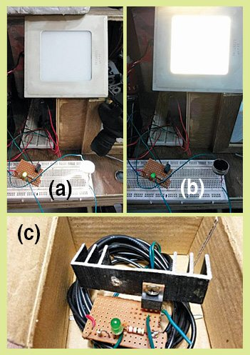 Electronics Projects: Low-Cost Dusk-Dawn Controller | Electronics ...