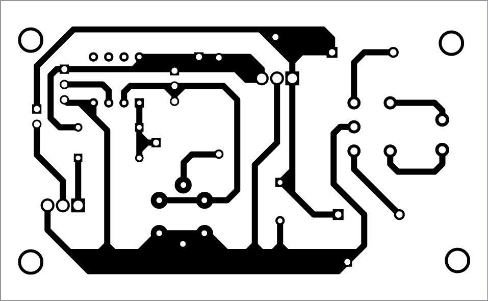 LPG Leakage Detector   Leak Detector   Circuit with Full