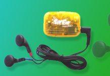 Audio Spy Ear Circuit