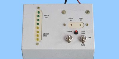 Automatic Water-Level controller | Detailed Circuit ...