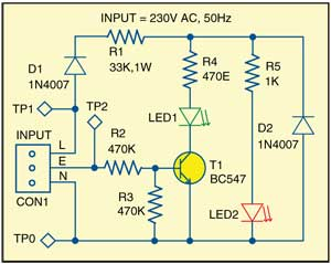 earth fault indicator full project with source code rh electronicsforu com Pass Seymour Switches Wiring Diagrams Combination Switch Outlet Wiring Diagram