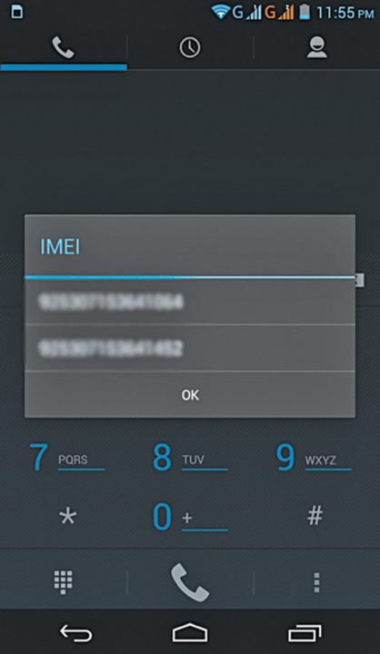 Fig. 8: IME1 numbers
