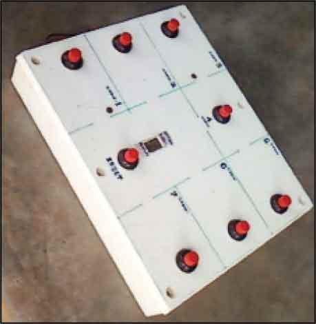 Fig. 3: Author's prototype