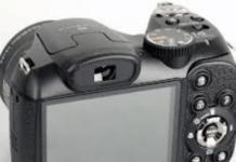 digital camera adaptor project