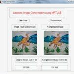 Lossless Image Compression Using MATLAB