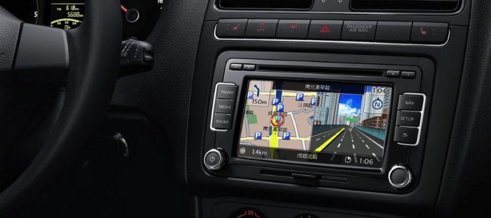 Bosch car navigation system