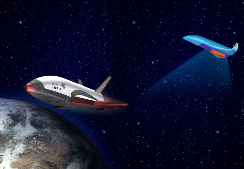 India Space Shuttle