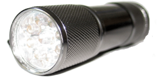 LED based Rechargeable torch
