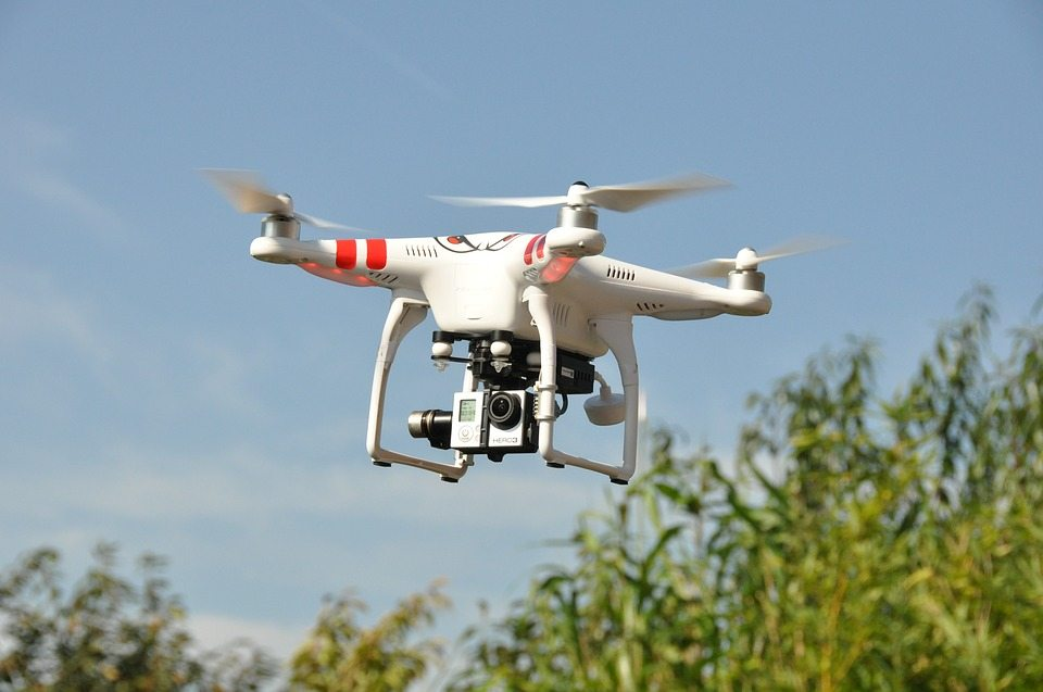 What Are The Components Used In Drone Design?