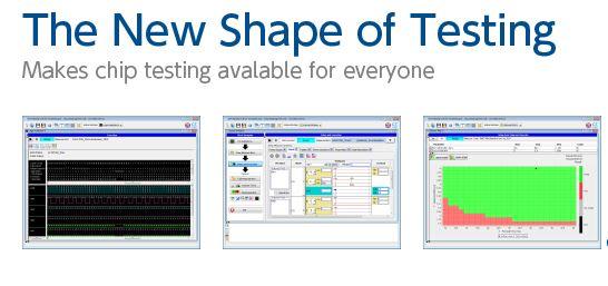 new shape of testing