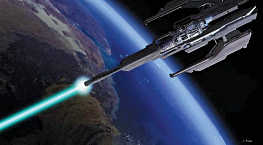 Directed Energy Weapons: Particle Beam Weapons