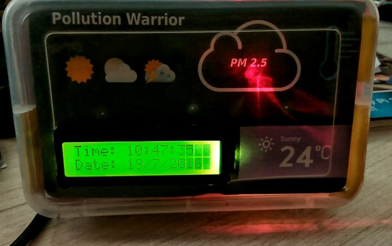 Air Quality Meter | Full Electronics Project with Source Code